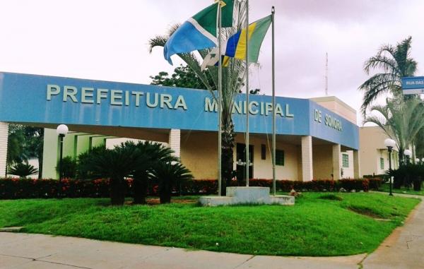 Prefeitura de Sonora prorroga prazo de pagamento do IPTU 2021