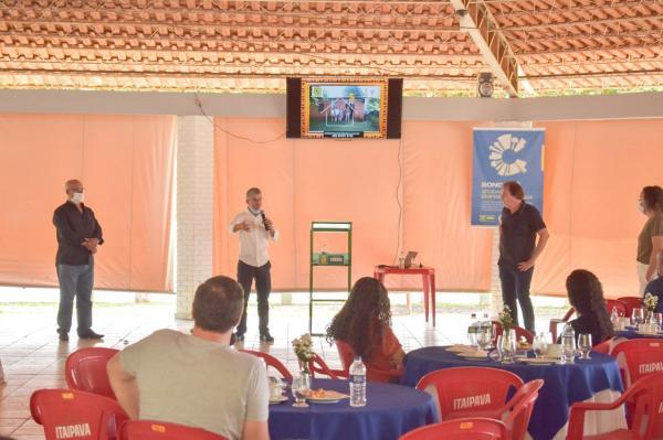 Em parceria com a Prefeitura, Cidade Empreendedora promoveu 1° Café com Empresários