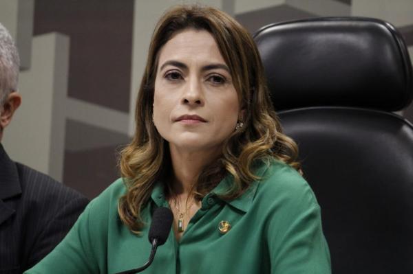 Soraya ouve pedidos de lideranças de Rio Brilhante durante videoconferência