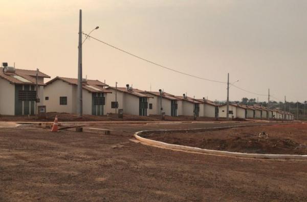 Sorteio definiu moradores de empreendimento habitacional