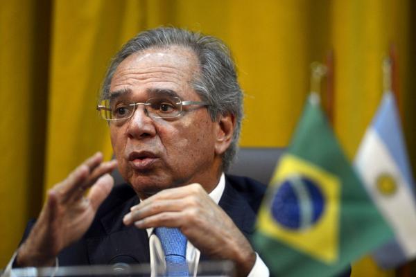 Redução da tarifa do Mercosul aliviará a inflação, diz Guedes