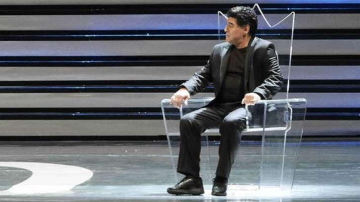 Maradona pede perdão ao filho... 30 anos depois!