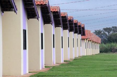 Município  ganhará 70 novas habitações