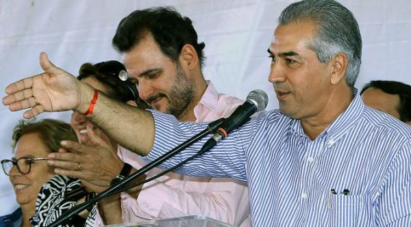 Reinaldo anuncia concessão da MS-306