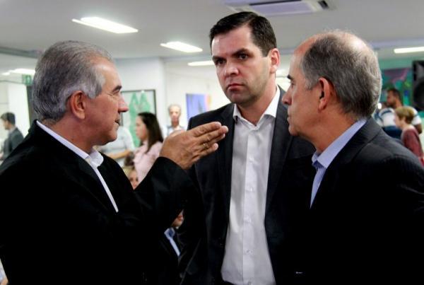 Reinaldo destaca a união e solidariedade para ampliar atendimento no Hospital de Câncer