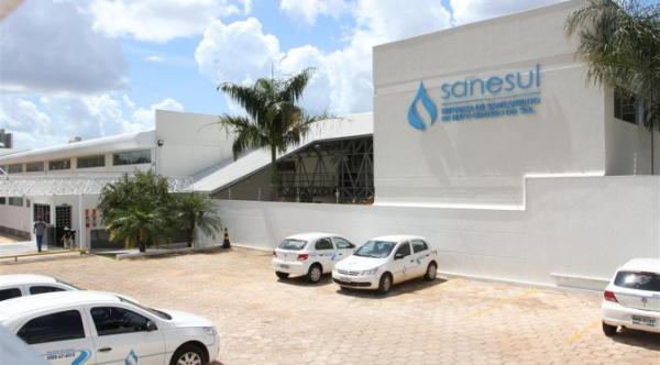 Governo amplia 26 vagas no concurso da Sanesul