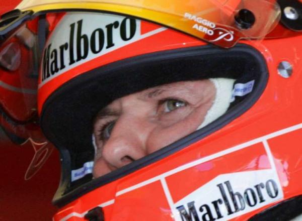 Por que não falam a verdade sobre Schumacher?