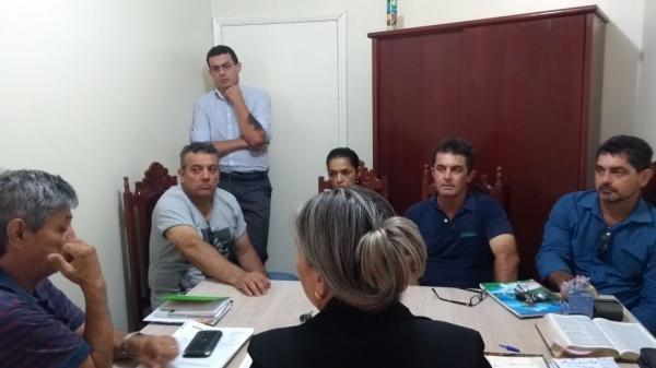 Câmara Municipal recebeu vereadores de São Paulo