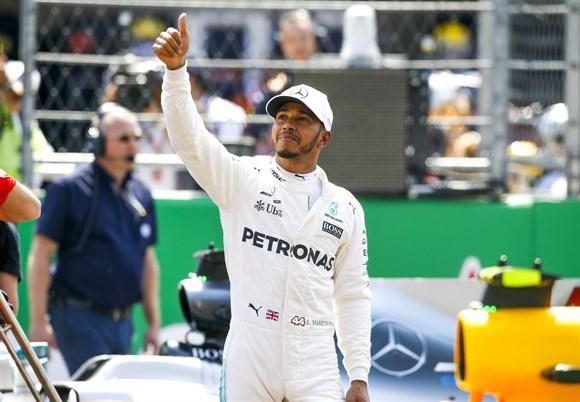 Louis Hamilton é tetracampeão de F1