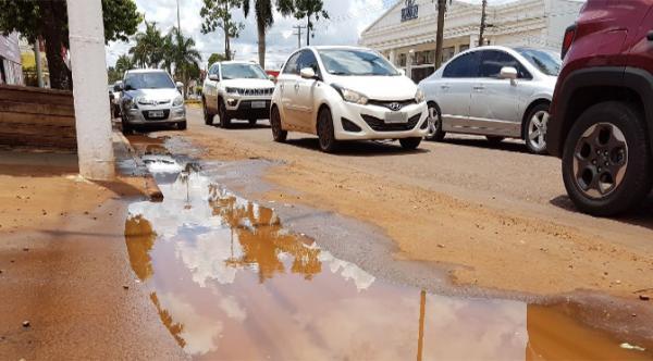 Governo investe mais R$ 4,4 milhões em avenida e bairro da cidade