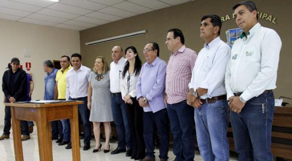 Governo inicia recuperação de ruas e avenidas de Bonito