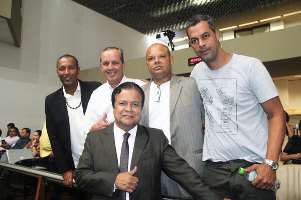 Amarildo Cruz pede a criação do Conselho de Capoeira em MS