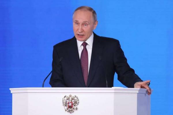 Em desafio aos EUA, Putin anuncia míssil nuclear 'invencível'