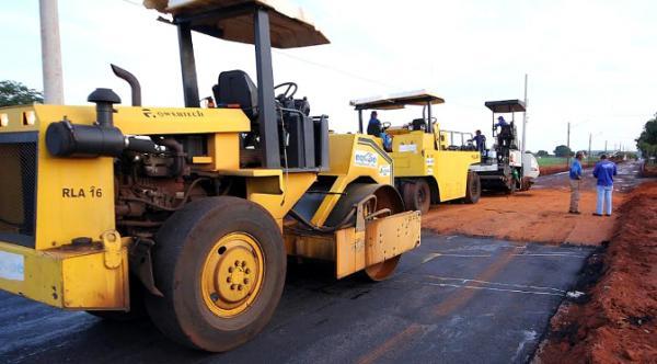 Estado lança mais de R$ 3,5 milhões para asfalto e ponte