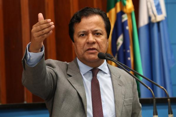 Deputado Amarildo pede isenção de ITCMD para Quilombo Águas do Miranda