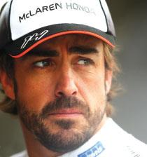 Alonso duvida de expectativa de crescimento em 2018
