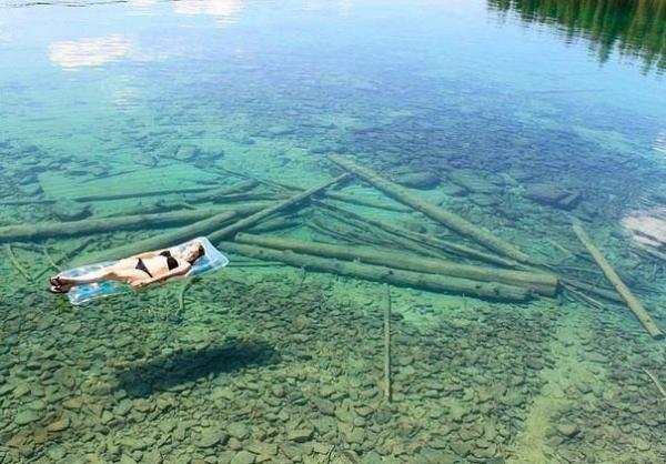Lago Flathead – O mais limpo e profundo do Planeta