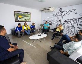Prefeitura trabalha novo processo para mototaxistas autorizados