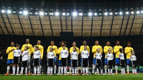 Brasil se mantém na vice-liderança do ranking da Fifa