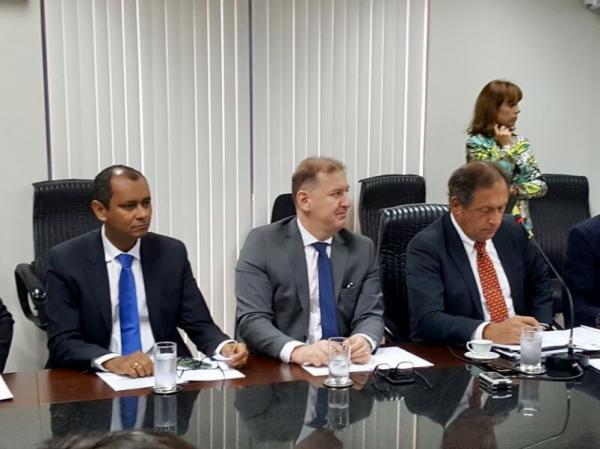 TCE-MS participou de reunião do Comitê Estadual do Fórum do Judiciário para a Saúde