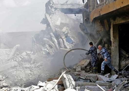OPAQ começa a investigar suposto ataque químico na Síria