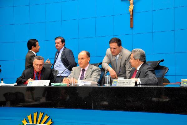 Parque dos Poderes terá legislação para administração do local