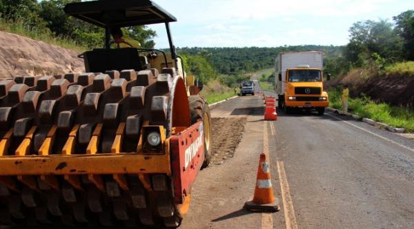 Em obras Rodovia 436 ficará pronta em agosto