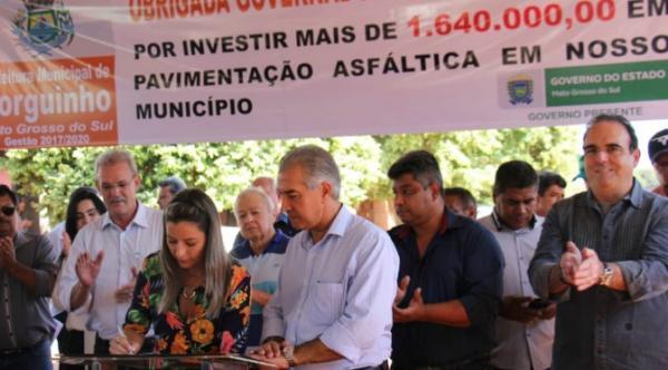 Município recebe R$ 2,6 milhões de investimentos