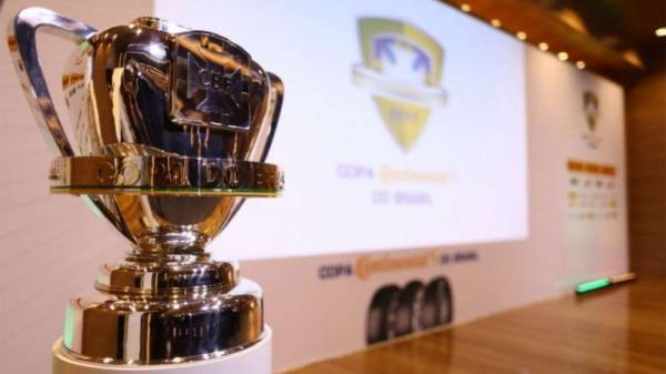 Quartas de final da Copa do Brasil foram definidos