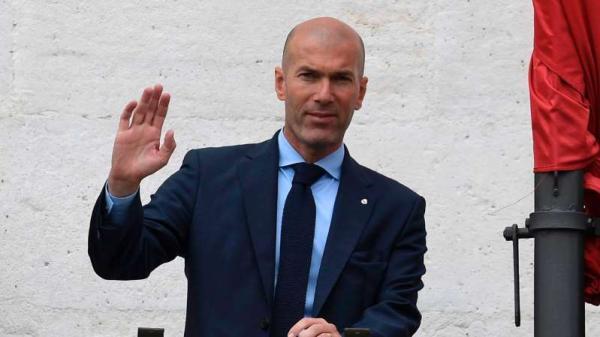 Zidane deixa o comando do Real Madrid
