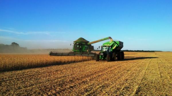 Superávit da balança comercial em MS atinge US$ 1,2 bi de janeiro a maio puxado pela soja e celulose