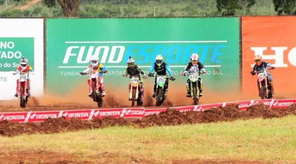 Brasileiro de Motocross acontece neste fim de semana em Nova Alvorada do Sul