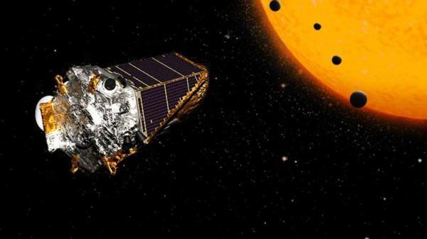 escoberto sistema estelar com três planetas do tamanho da Terra