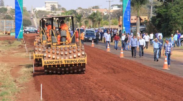 Coxim receberá ponte de concreto, e Pedro Gomes restauração de asfalto
