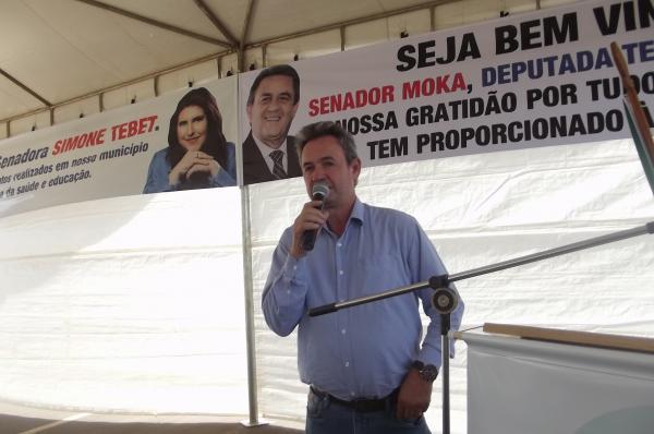 Mano elogia administração de Enelto Ramos