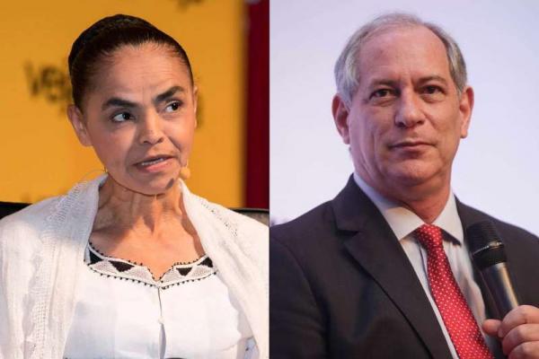 Datafolha: Sem Lula, Marina e Ciro disputam vaga para enfrentar Bolsonaro