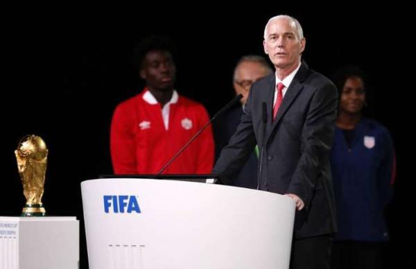 Copa será realizada pela primeira vez nos Estados Unidos, México e Canadá
