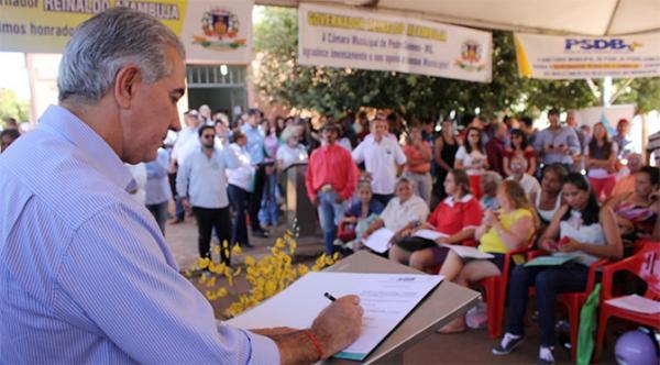 Governo anuncia investimentos para municípios da região Norte