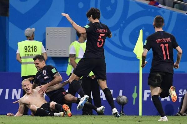 Croácia elimina Rússia e volta à semifinal após 20 anos