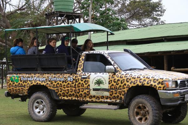 Estradas do Pantanal em boas condições na cheia favorecem ecoturismo e pesca