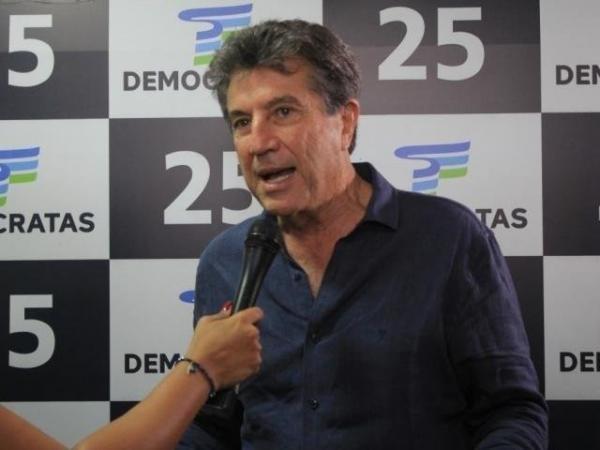 Murilo recua e afirma que DEM ainda não bateu martelo sobre aliança
