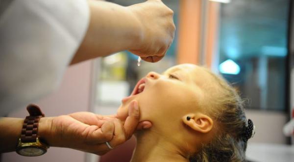 Campanha de vacinação contra a poliomielite e o sarampo começa dia 6 de agosto