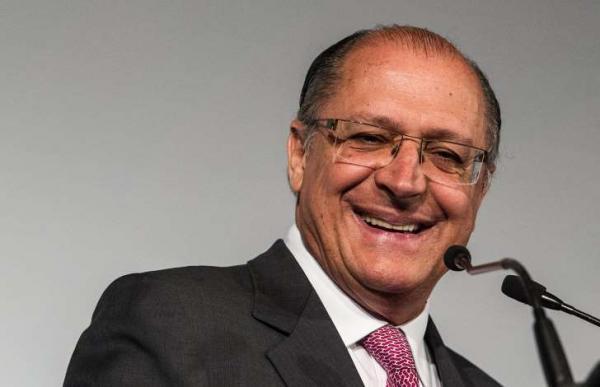 Alckmin terá mais da metade do tempo de TV