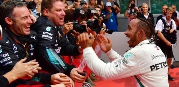 Hamilton reassume liderança do Mundial de F1