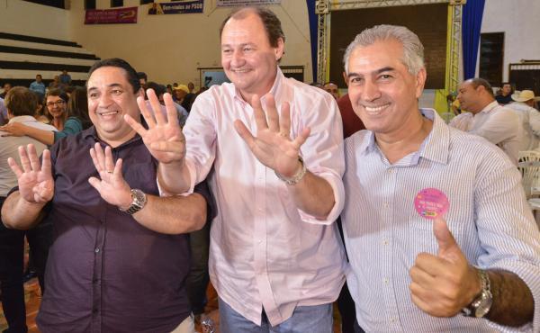 Miglioli fez prestação de contas em 70 municípios e obteve apoio dos prefeitos