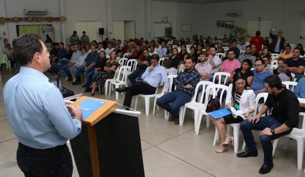 Sebrae e Prefeitura lançam Cidade Empreendedora