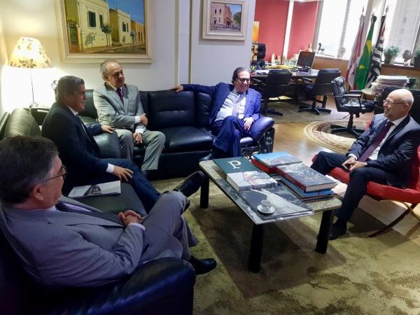 TCE-MS participa em São Paulo de eventos e reunião do Colégio de Presidentes da Atricon