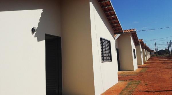 Agehab dá ordem de execução de serviços em Paranhos