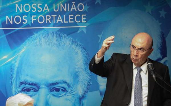 MDB diz que não abrirá mão de candidatura de Meirelles no 1º turno