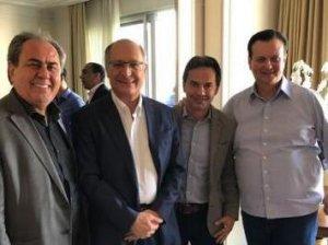 PSD de MS apoia Alckmin e decide sobre candidato ao governo na terça